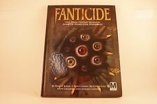 FANTICIDE Rulebook Cards Tokens Architects of War Alien Dungeon Fantasy Skirmish