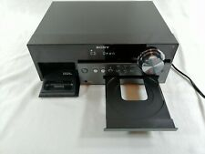 Sony CMT-MX500i Micro HI-FI Stereo System Speakers iPod iPhone Dock CD Player