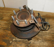 2003 04 05 06 07 08 Chevy Express 2500/3500 Right Front SPindle Knuckle oem