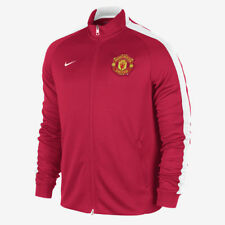 NIKE MANCHESTER UNITED AUTHENTIC N98 JACKET Red/White