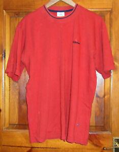 Adidas T Shirt Red XL