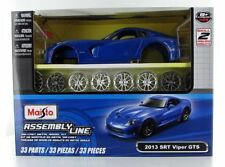 MAISTO 1/24 SCALE 2013 DODGE VIPER MODEL | BN | 39271BL
