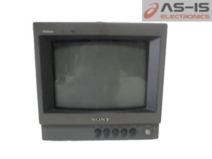 """*AS-IS* Sony PVM-8040 8"""" Trinitron Color Professional Video Monitor (A85)"""