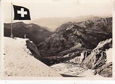 Jungfraujoch Switzerland Postcard unused VGC