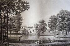 Le chateau de MAUPERTUIS, LABORDE, 1808, JARDINS DE FRANCE