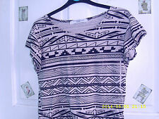 New Look Crew Neck Stretch Casual Tops & Shirts for Women