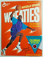 Michael Jordan 1991 Air Jordan Flight Club Calendar - Unmarked - Excellent