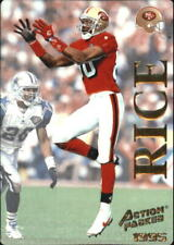 1995 Action Packed Football Card Pick