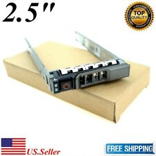 "2.5"" Hard Drive Tray Caddy + 4pcs Screw For Dell PowerEdge 6900 R710 R910 T710"