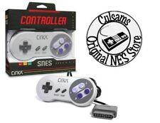 CIRKA S91 PREMIUM GAME CONTROLLER FOR YOUR SUPER NINTENDO SNES WITH GUARANTEE