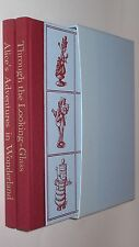 Alice's Adventures in Wonderland & Through the Looking-Glass Folio Society 1997
