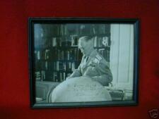 Richard E. Byrd   Inscribed Photograph    Signed/Framed