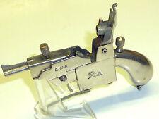 Vintage Pistol petrol wick lighter-Tommy Gun Style-briquet-autoconstruction-Chine