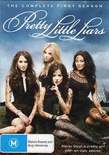 PRETTY LITTLE LIARS (COMPLETE SEASON 1 - DVD SET SEALED + FREE POST)