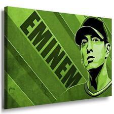 Eminem Leinwandbild AK Art Bilder Mehrfarbig Wandbild Kunstdruck Wanddeko XXL