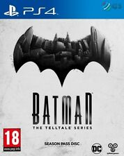 Batman The Telltale Series Season Pass Disc PS4 * NEW SEALED PAL *