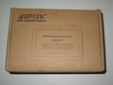 AGPtek~Portable Super USB Cassette-to-MP3 Player Converter