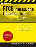 FTCE - Professional Education Test by Sandra Luna McCune and Vi Cain...