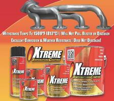 Stainless Steel - Xtreme High Temperature Coating - Aerosol - KBS Coatings