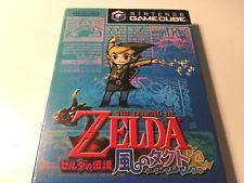 THE LEGEND OF ZELDA WIND WAKER sur GameCube JAP