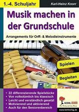 Schulbücher mit Musik-Thema für die Grundschule im Taschenbuch-Format