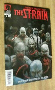Dark Horse The Strain 1 Comic Book
