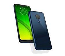 Moto G7 Power Unlocked 32 GB Marine Blue Smartphone Phone Cellular 4G GSM CDMA