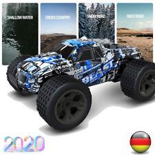 Offroad Auto RC Monster Truck 7km/h Rennauto Spielzeug 2.4G Fernbedienung Car DE