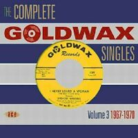 Various Artists - Complete Goldwax Singles 3: 1967-1970 / Various [New CD] UK -
