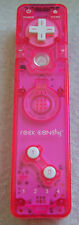 Wii Remote Hot Pink Rock Candy Tested & Working
