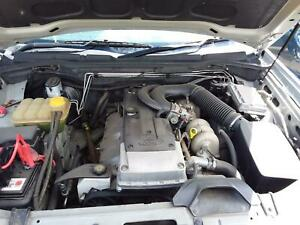 FORD TERRITORY ENGINE 4.0, SY MKI-MKII, 10/05-04/11 LONG BARE MOTOR 146175 KMS