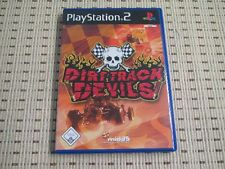 Dirt TRACK DEVILS per PlayStation 2 ps2 PS 2 * OVP *