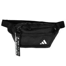 Adidas Urban Waist Bags Fanny Pack Casual Bag Black FM6859