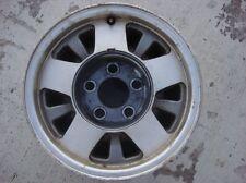 """15"""" GMC Sierra alloy truck wheel 15 inch 5 lug 5x5"""" OEM 15x7"""" GM Chevy"""