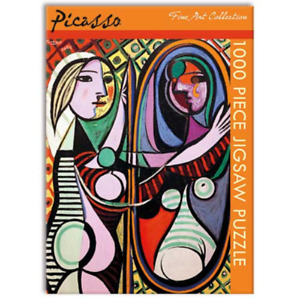 Jigsaw Puzzle Picasso Girl before a Mirror 1000 piece Jigsaw, Gifted Stationery