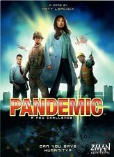 Pandemic Board Game (New)