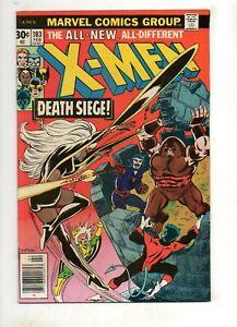 X-Men #103 HIGH GRADE NM- 9.2!! JUGGERNAUT vs NEW X-MEN! Black Tom! Marvel 1977