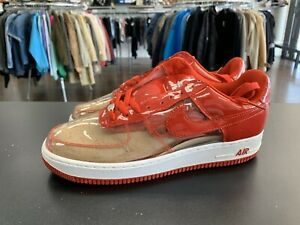 air force 1 07 rojo