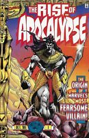 The Rise Of Apocalypse Comic Issue 1 Modern Age First Print 1996 Marvel