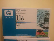 HP Q6511A TONER CARTRIDGE 11A BLACK 6,000 PAGES VAT INCLUDED FAST POST