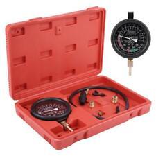 Engine Vacuum & Fuel Pump Carburetor Pressure Tester Gauge Leak Diagnostic Tool