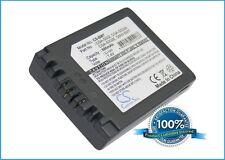 Battery for Panasonic Lumix DMC-FZ10EG-K Lumix DMC-FZ5EG-K Lumix DMC-FZ2 Lumix D