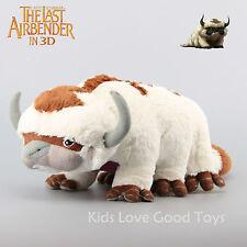 "The Last Airbender Resource 20"" Appa Avatar Stuffed Plush Doll Toy X-mas Gift"