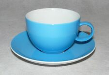 Thomas Porzellan Sunny Day Waterblue blau Tasse Teetasse 9cm Dm 0,2 lt. + Untere