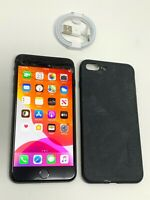 Apple iPhone 8 Plus - 64GB - Space Grey (Unlocked) A1897 (GSM) (CANADIAN MODEL)
