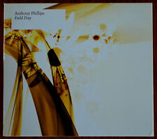 Anthony Phillips Field Day 2xCD Signed – BP362CD – Genesis – Mint