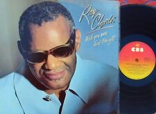 Ray Charles ORIG OZ LP Wish you were here tonight EX '82 CBS Country Soul