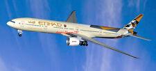 1/200 Etihad Airways B777-300ER A6-ETA Engines with F1 logo New Color
