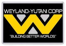 Weyland Industries Fridge Magnet. NEW Inspired by Alien