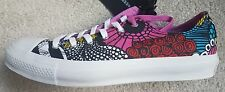 Converse - Chuck Taylor All Star - Ox - Multi / Pink (Women's-9 UK-7 EUR-40) New